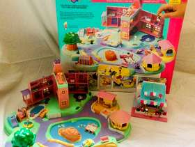 Freecycle Polly Pocket Pollys Dream World
