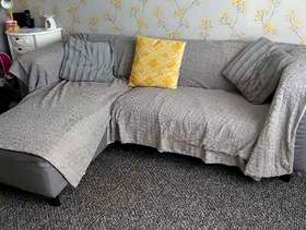 Freecycle Free corner sofa