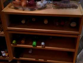 Freecycle Wine rack