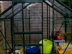 Freecycle Greenhouse