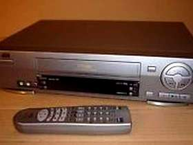 Freecycle JVC Video Cassette Recorder