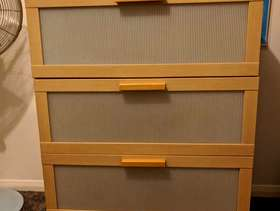 Freecycle Chest of 3 draws from IKEA model: Austmarka