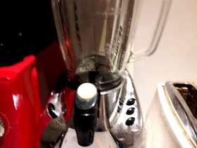 Freecycle Smoothie maker or protein shake mixer