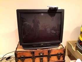 "Freecycle 27"" tv"