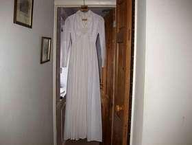 Freecycle Wedding dress size 10