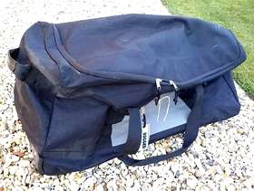 Freecycle Very large holdall with wheels