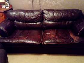 Freecycle Two seater recliner, three seater sofa