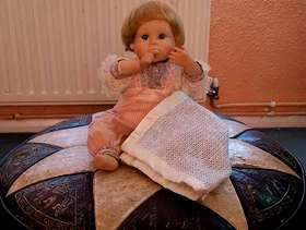 Freecycle Porcelain Dolls