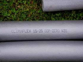 Freecycle Pipe insulation
