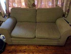 Freecycle Sofa (oatmeal/beige/neutral)