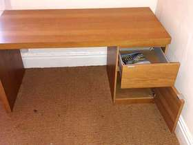 Freecycle Ikea desk