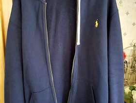 Freecycle Genuine Ralph Lauren Hoody XL Navy Blue