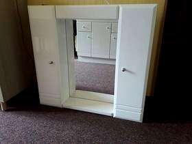 Freecycle Toilet wall cabinet