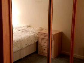 Freecycle Large mirrored wardrobe