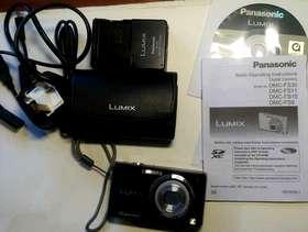 Freecycle Lumix FS10 compact camera