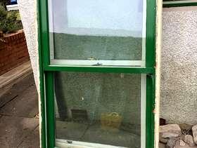Freecycle Two used vertical sash windows