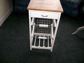 Freecycle Kitchen Sorage