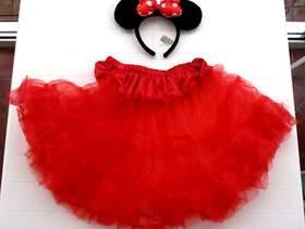 Freecycle Minnie Mouse Clothes and Picture 4+
