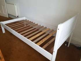 Freecycle 3ft single bed- frame only
