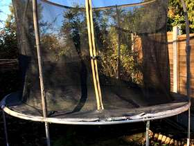 Freecycle Trampoline
