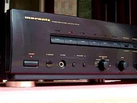 Freecycle Marantz PM-48 stereo amplifier (not working)