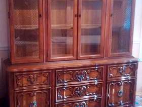 Freecycle Dining Room hutch