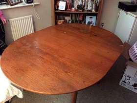 Freecycle Dining Table