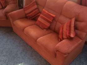 Freecycle 3 seater G Plan Sofa and one armchair.