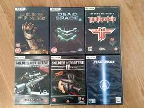 Freecycle Mixed PC Games