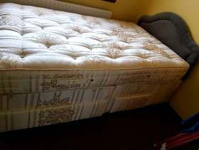 Freecycle Double bed