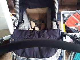Freecycle Cosatto phoenix pram and pushchair