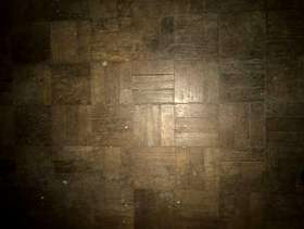 Freecycle Lifted Parquet Wood Flooring