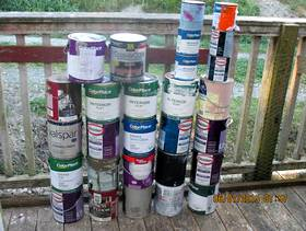 Freecycle Paint
