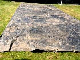 Freecycle Very Large Black Vinyl Membrane/Sheet - 14m by 5m - ...
