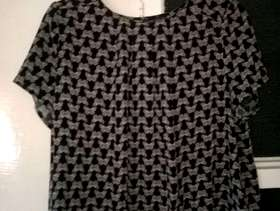Freecycle Summer blouse