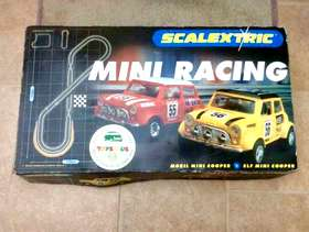Freecycle Mini Scalextric