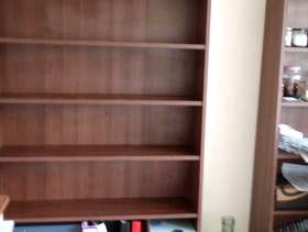 Freecycle Two sets of shelves