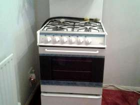 Freecycle Parkinson Cowan dual fuel cooker