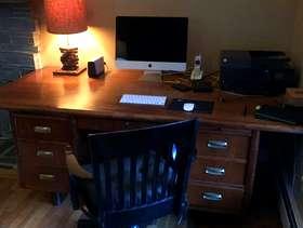 Freecycle Huge desk