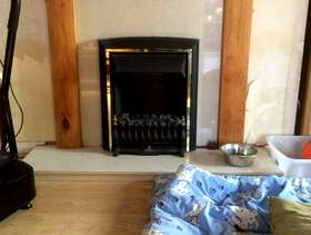Freecycle Fire surround