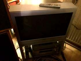 "Freecycle 26"" Television"