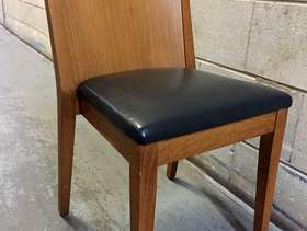 Freecycle Dining chairs wooden x 15