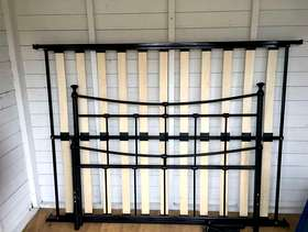 Freecycle Double bed frame only 4 momths old
