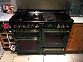 Freecycle Range cooker