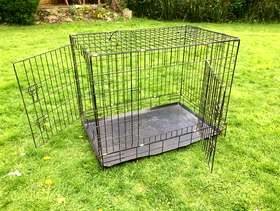 Freecycle Dog Cage
