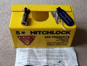 Freecycle Towing Hitchlock
