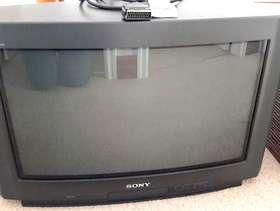 Freecycle Television and accessories