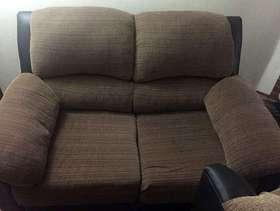 Freecycle Sleeper sofa and love seat
