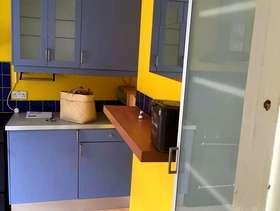 Freecycle IKEA kitchen with fridge freezer