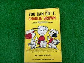 Freecycle Vintage 1966 You Can Do It Charlie Brown